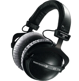 Beyer Dynamic Headphone Photo