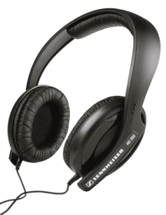Sennheiser-headphone