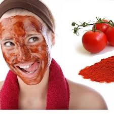 tomato facemask