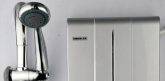 tankless water heater prices