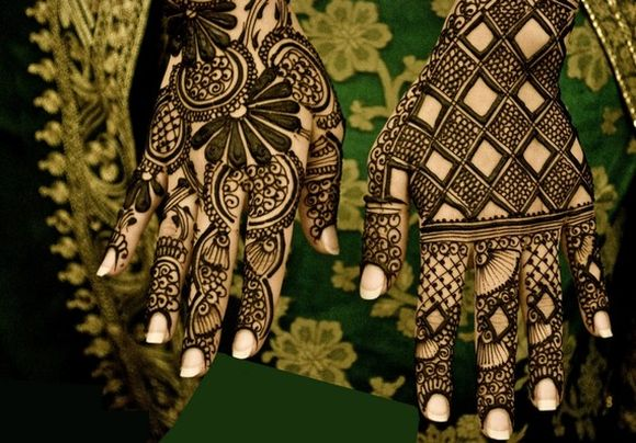 Top 5 Wedding Mehndi Designs 2015