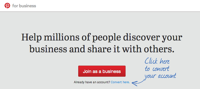 Pinterest for Business Pinterest