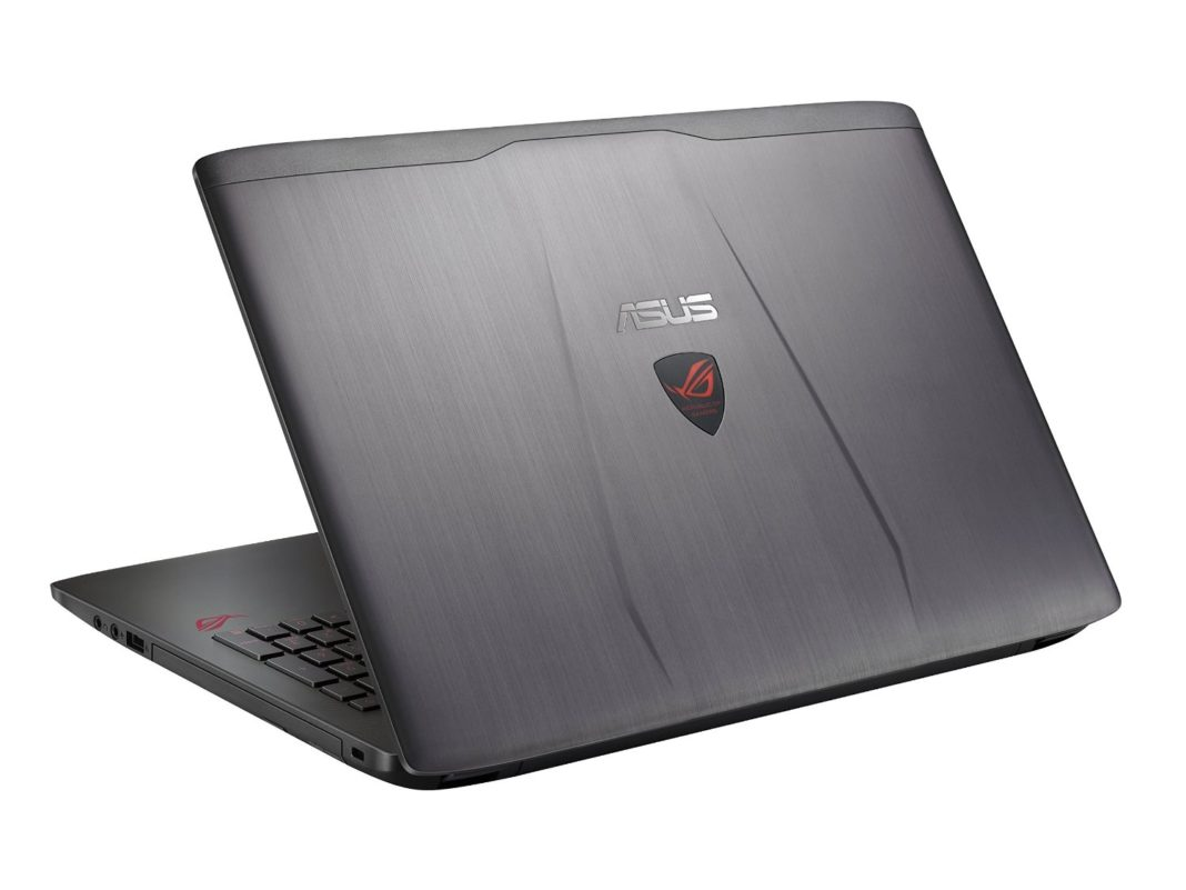 ASUS ROG GL552VW-DH71 Best Laptop of 2016 with Graphics Card