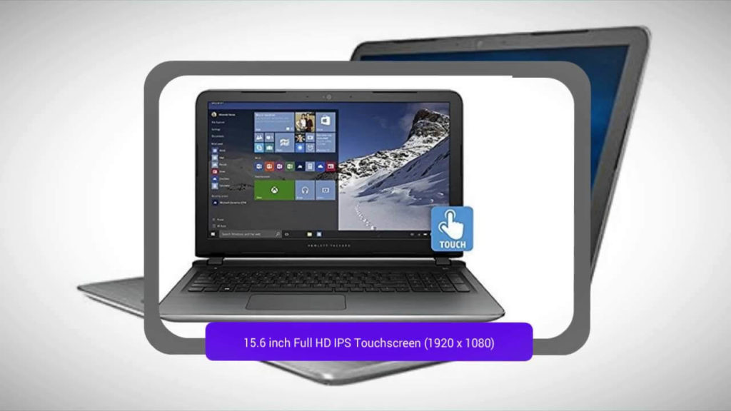 HP Pavilion 15.6 inch Flagship