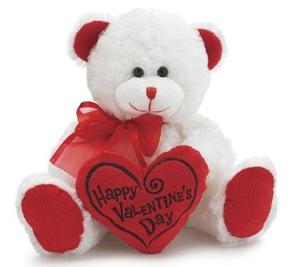 I Love You TEddy Gift for Girlfriend on Valentine's Day Images
