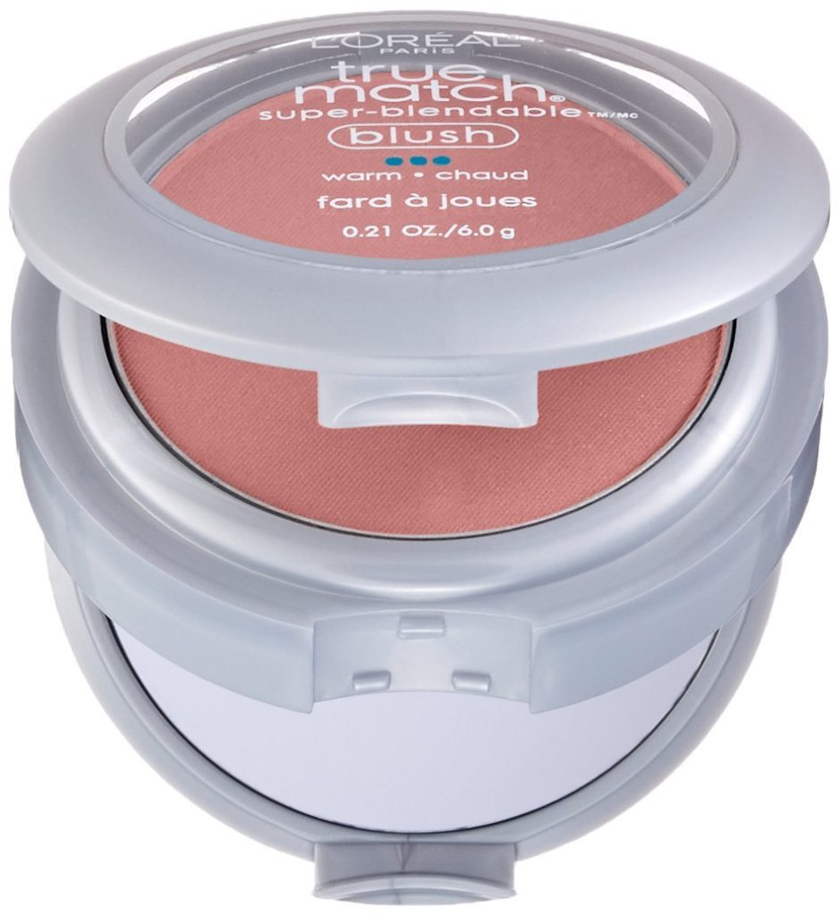 L'Oreal Paris True Match Blush, Rosy Outlook, 0.21 Ounce