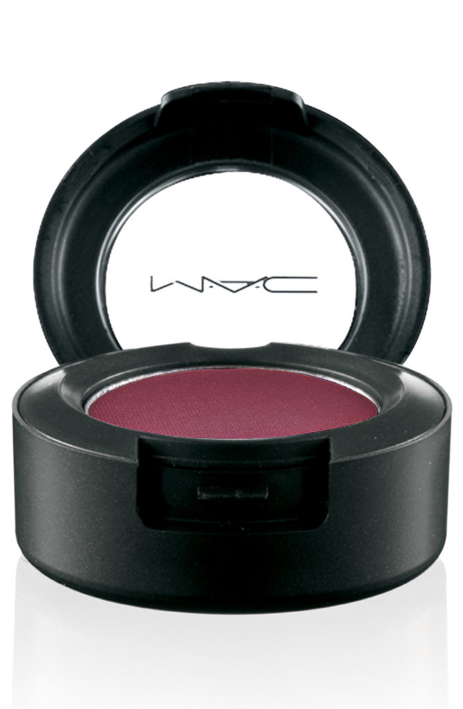 MAC Eye Shadow CRIMSON TRYST ~ Nudes & Metallics collection