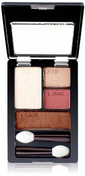 Maybelline New York Expert Wear Eyeshadow Quads, Designer Chocolates, 0.17 Ounce
