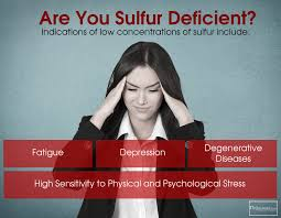 Problems for Sulfur Deficients