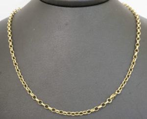 chunky chain necklace forever 21