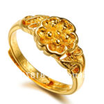 gold ring without stone