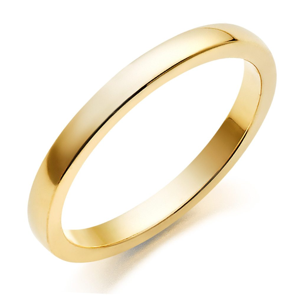 Simple and Decent Gold ring - ANextWeb