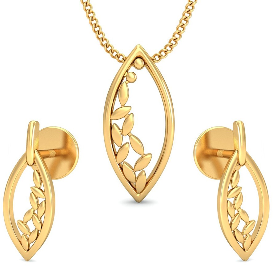 Gold Pendant design-the-pure-by-heart-pendant-set-in-gold - ANextWeb