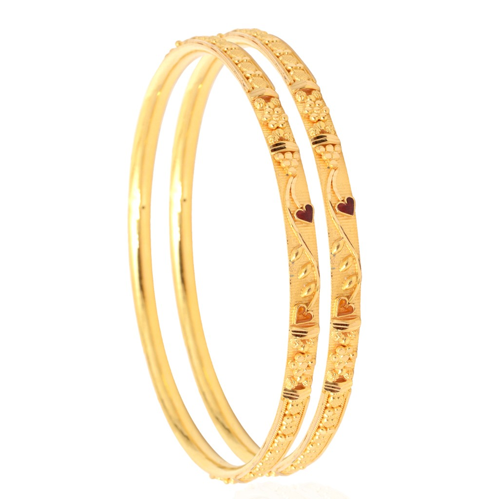 Bangles Designs-From Traditional Ornament To High Fashion ...