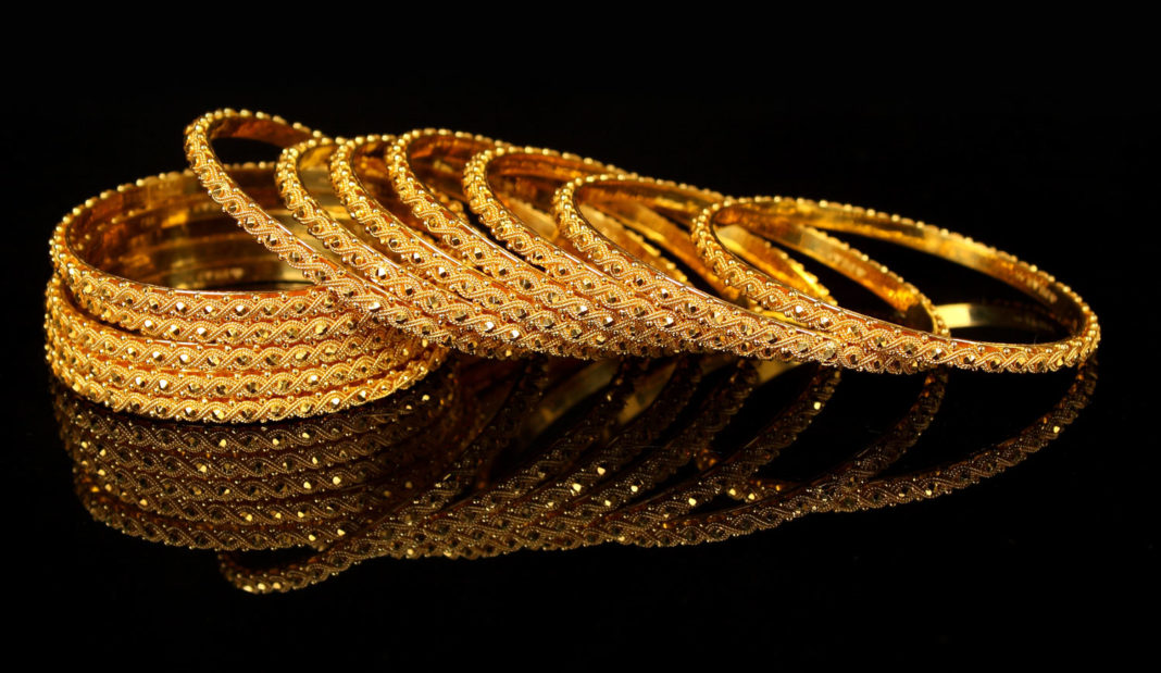 gold bangles designs without stones | ANextWeb