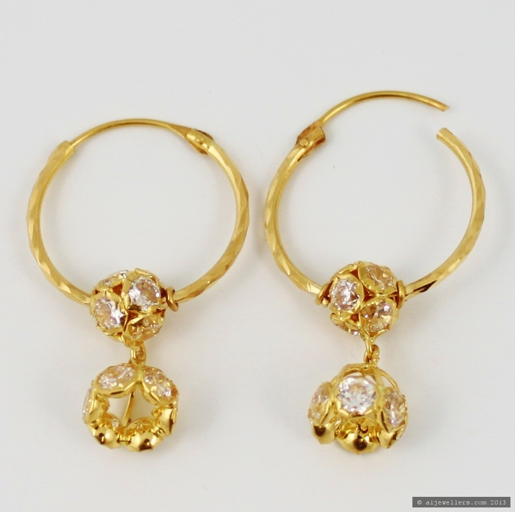 Hoop Earrings-What Every Girl Loves to Wear - ANextWeb