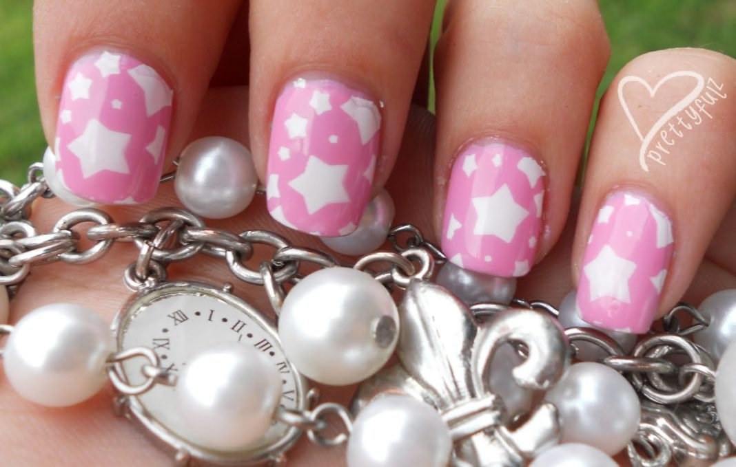 Cute Pink And White Nail Designs 3 Anextweb