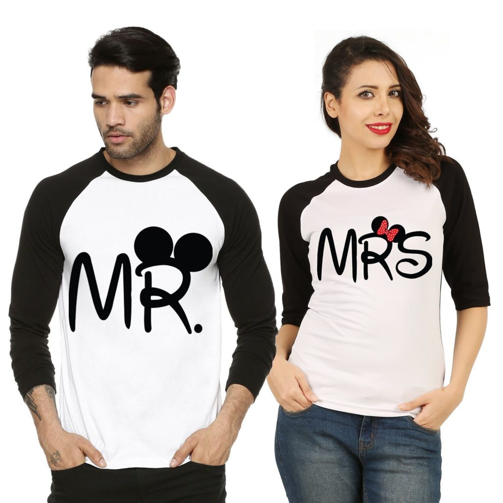 7 thoughtful valentine 39 s day gift ideas anextweb for Couple printed t shirts india