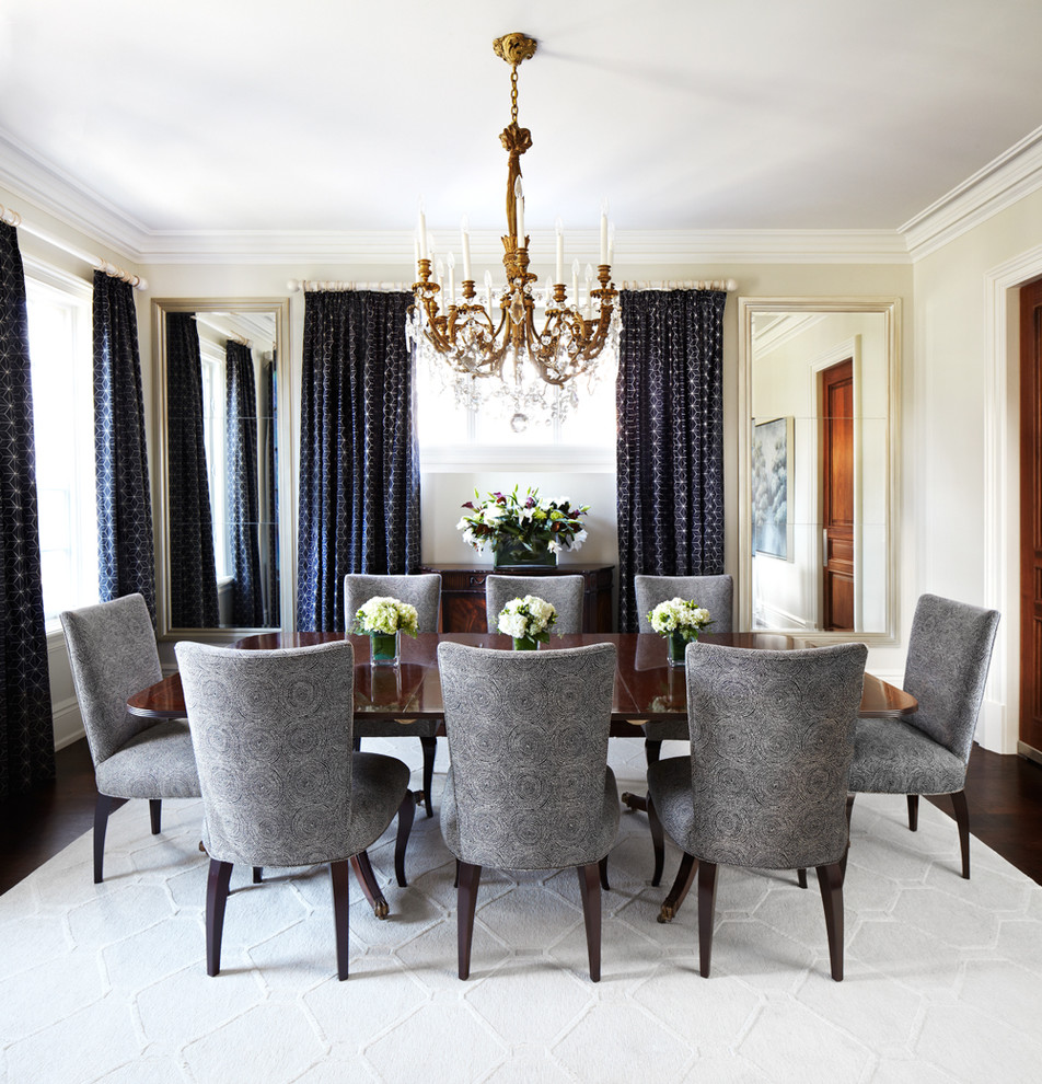 for marvellous inspiration dining formal room design bold curtains