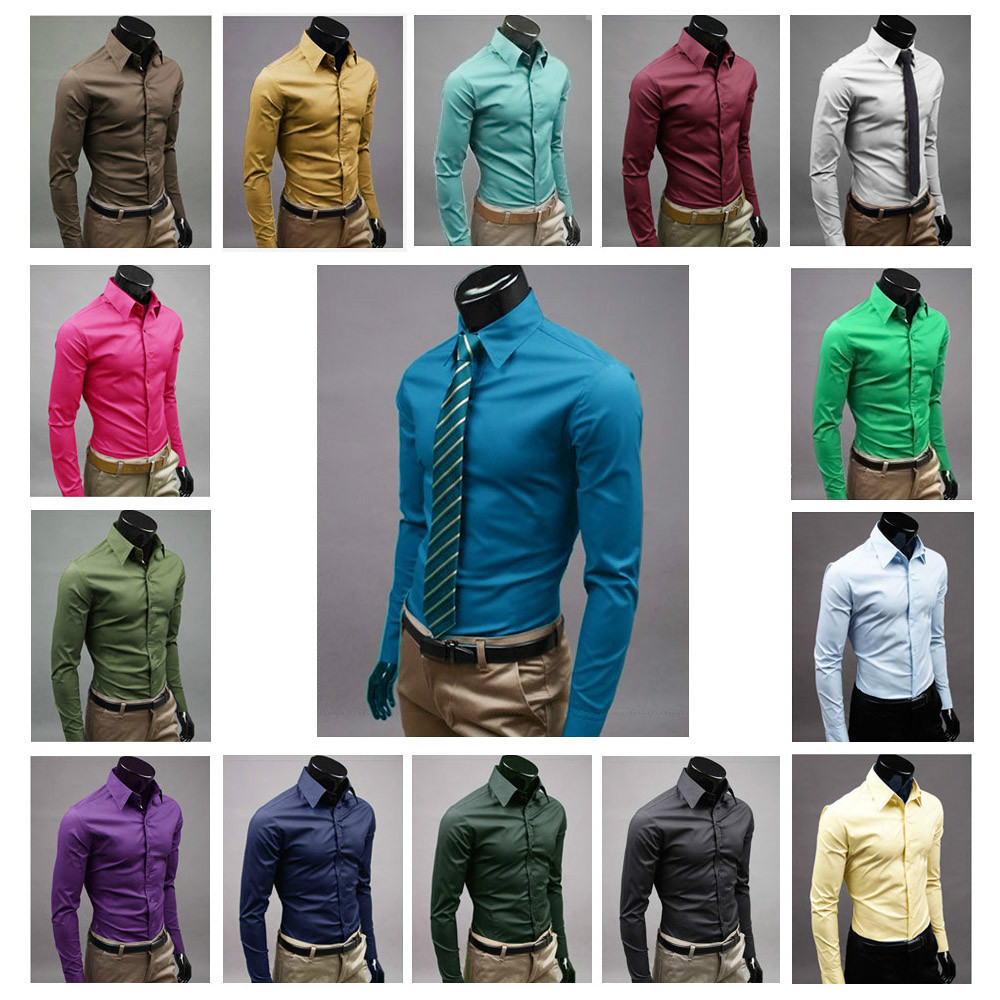 Different Types Of Men 39 S Collared Shirts Real Men Real