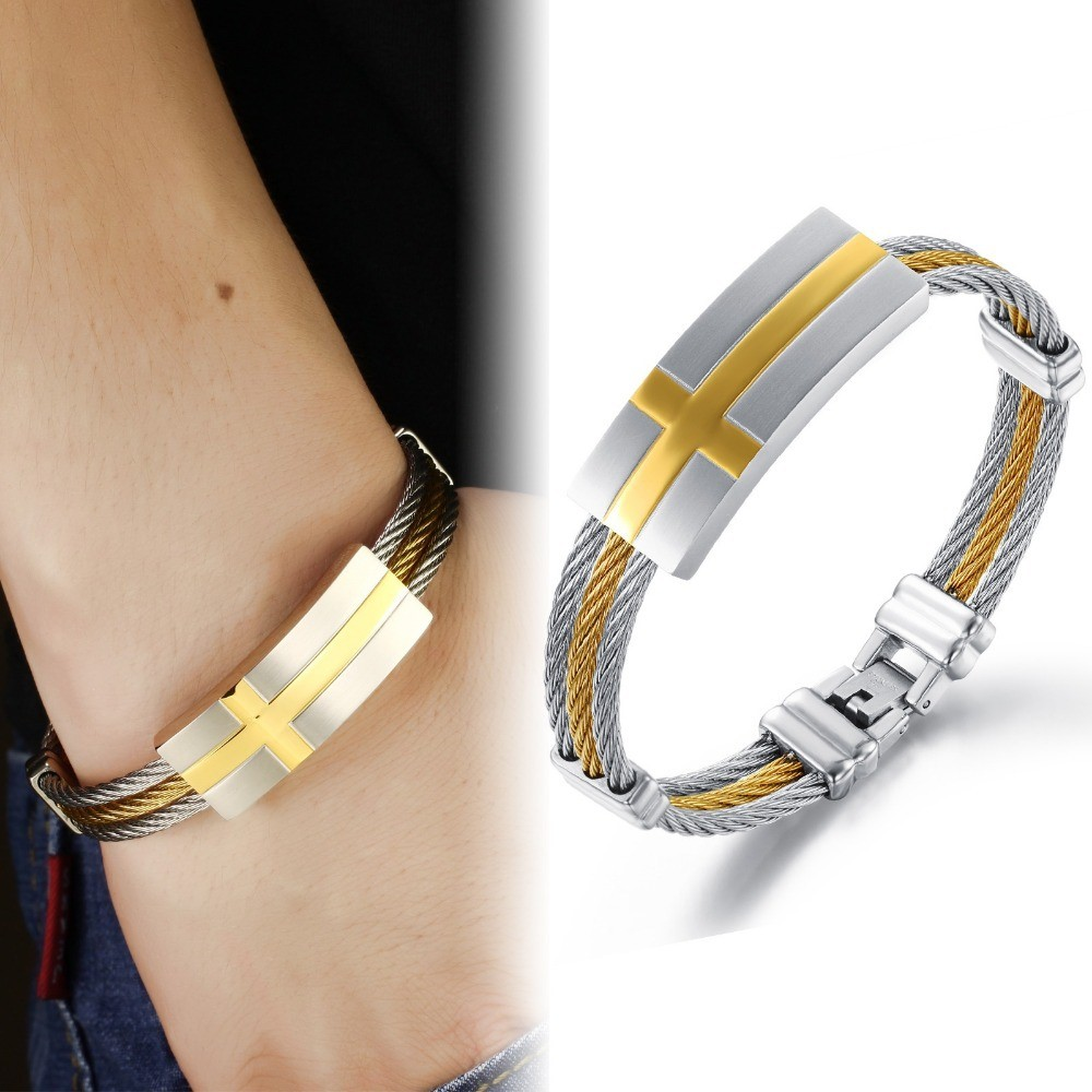 Men's Designer Bracelets & Luxury Fashion Bracelets