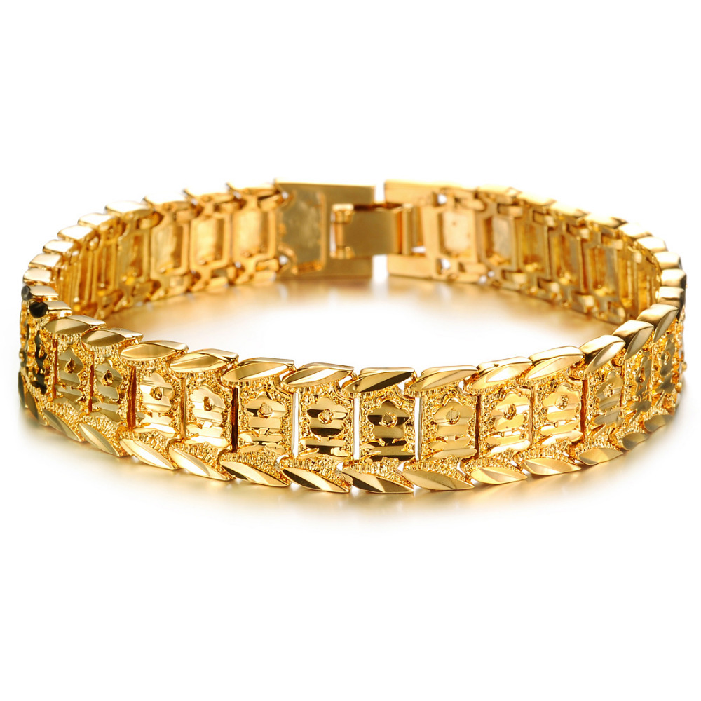 golden-bracelets-for-men - ANextWeb