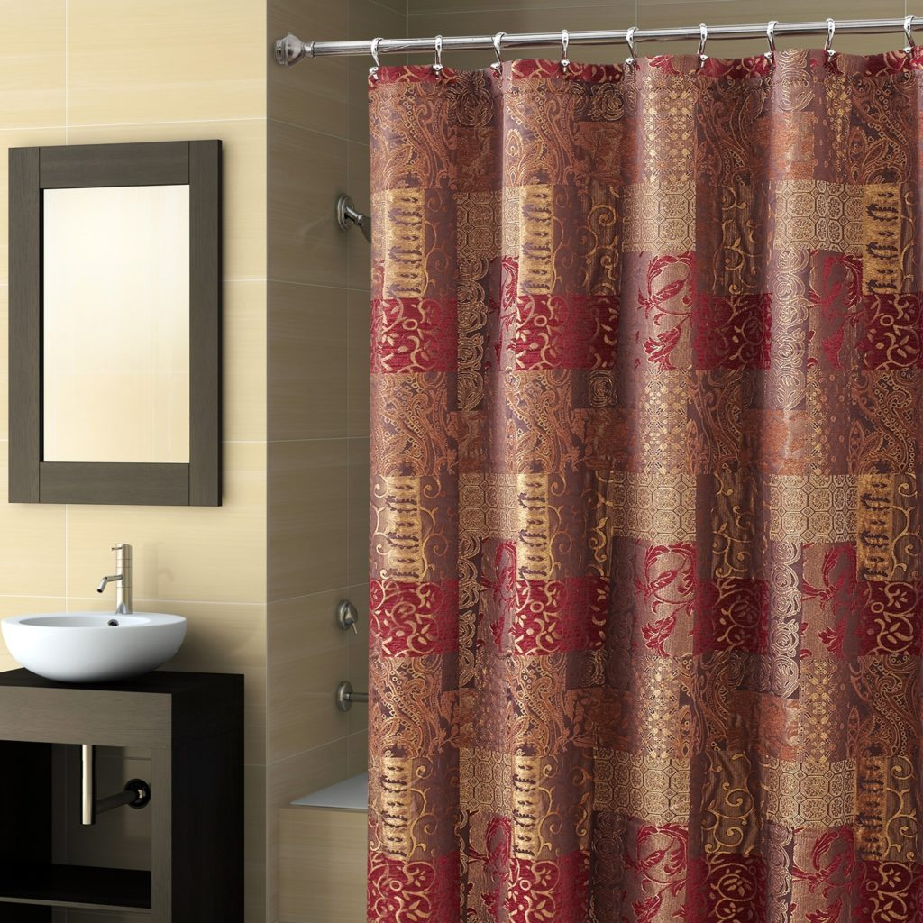 Bed Bath And Beyond Shower Curtain Liner j-croscill-shower-curtain-bed-bath-and-beyond-croscill-shower