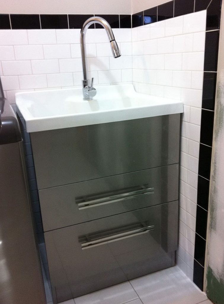 Stainless Steel Utility Sink With Cabinet Bathroom Vanity Sizes