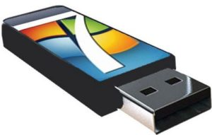 How-to Install Windows version 7 using a USB Flash Disk