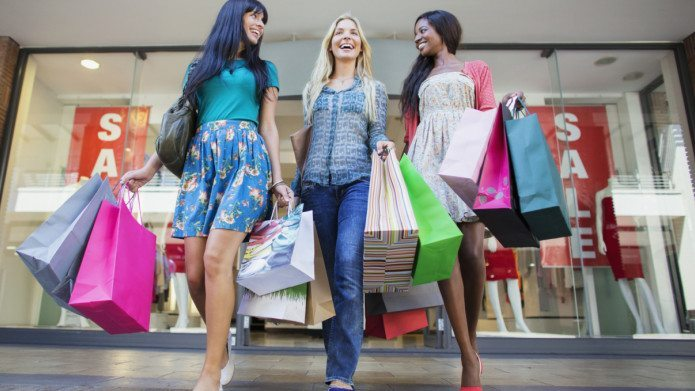 Image result for black-friday-shopping-woman