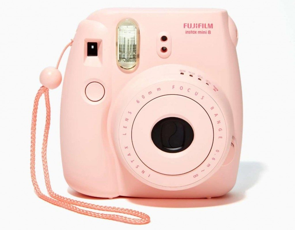 Beautiful and reasonable Gift for Valentine'sday Fujifilm Instax Mini 8 Instant Camera