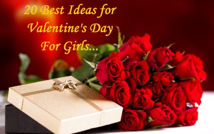 Romantic Gift Ideas for Girlfriend Images