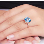 one stone ring