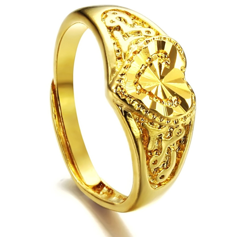 Engagement Rings In Gold: Gold Ring Design For Female: Review, Price & Buying Guide