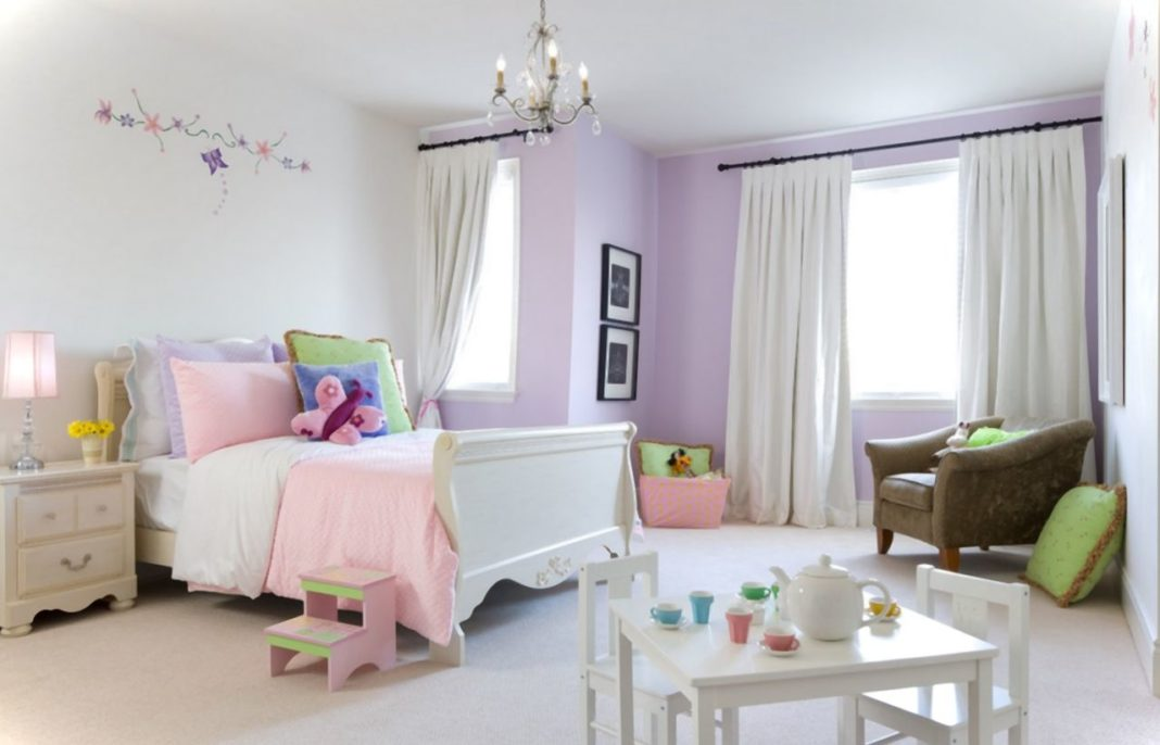 lilac-colour-bedroom
