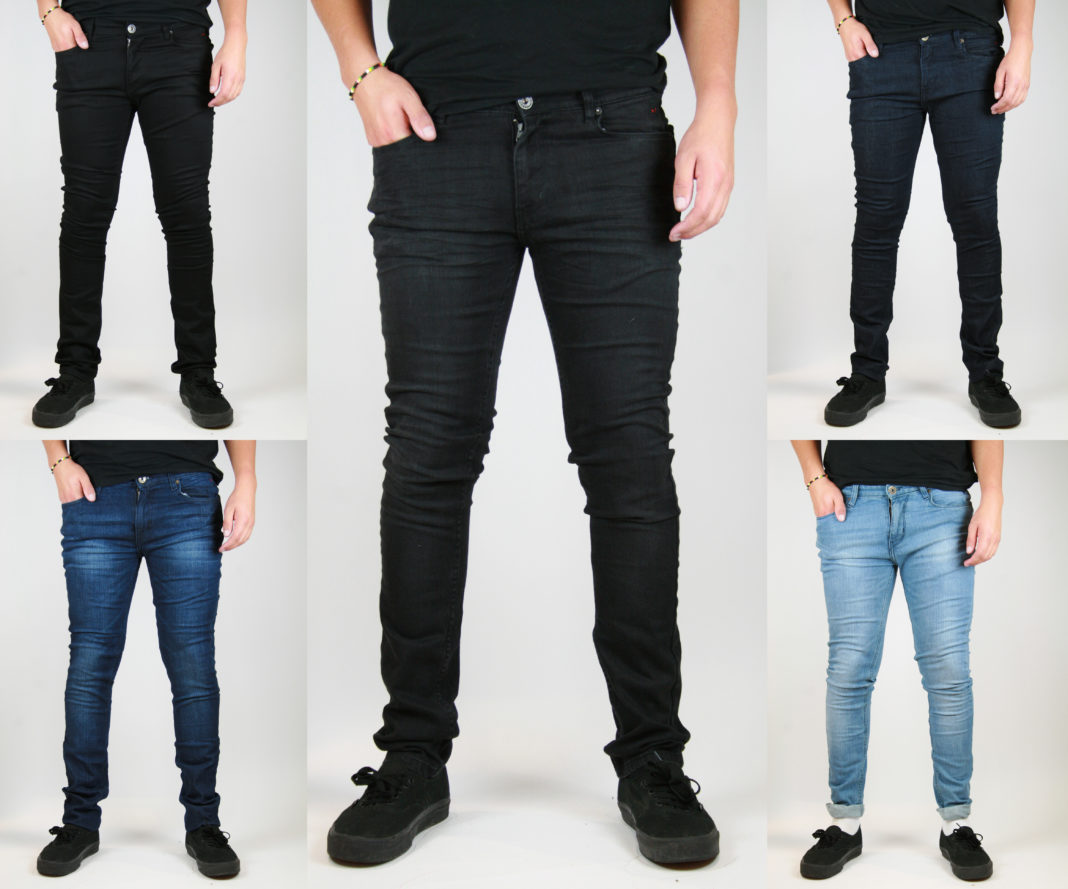 Naked Famous High Skinny