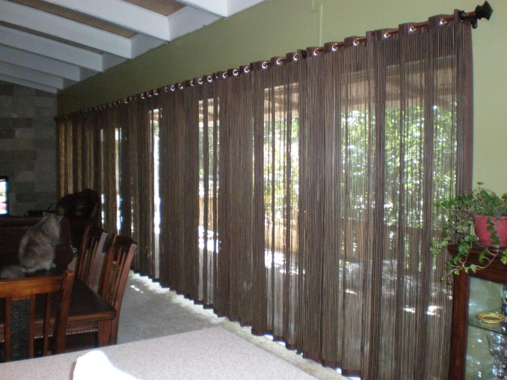Cheap Kitchen Curtain Ideas For Large Windows Anextweb