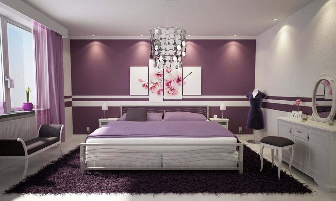 Purple-Bedroom-Wall-Decor – ANextWeb