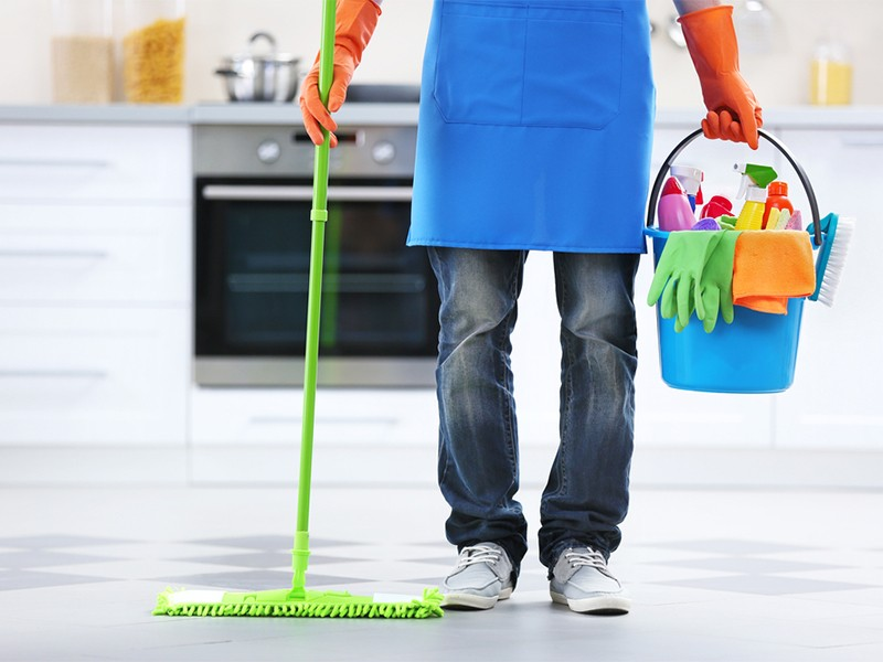 Apartment Cleaning Mistakes